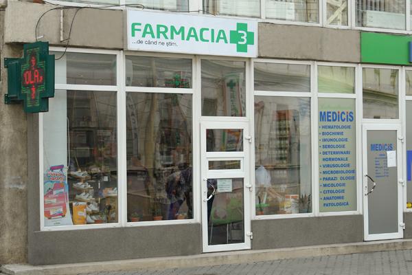 farmacia 3 louis pasteur