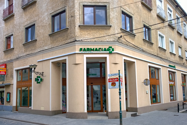 farmacia 3 str republicii