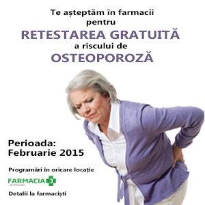 Retestare Osteoporoza