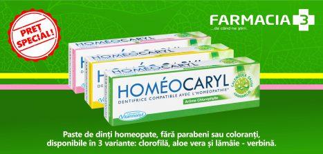 Homeocaryl – Pret Special