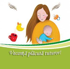 Clubul Mamicilor Farmacia 3 – Vacanta