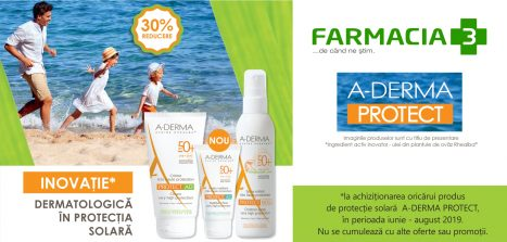 A-DERMA PROTECT 30% reducere