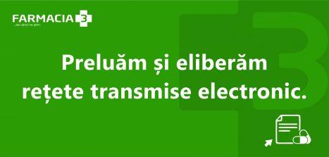REȚETE TRANSMISE ELECTRONIC